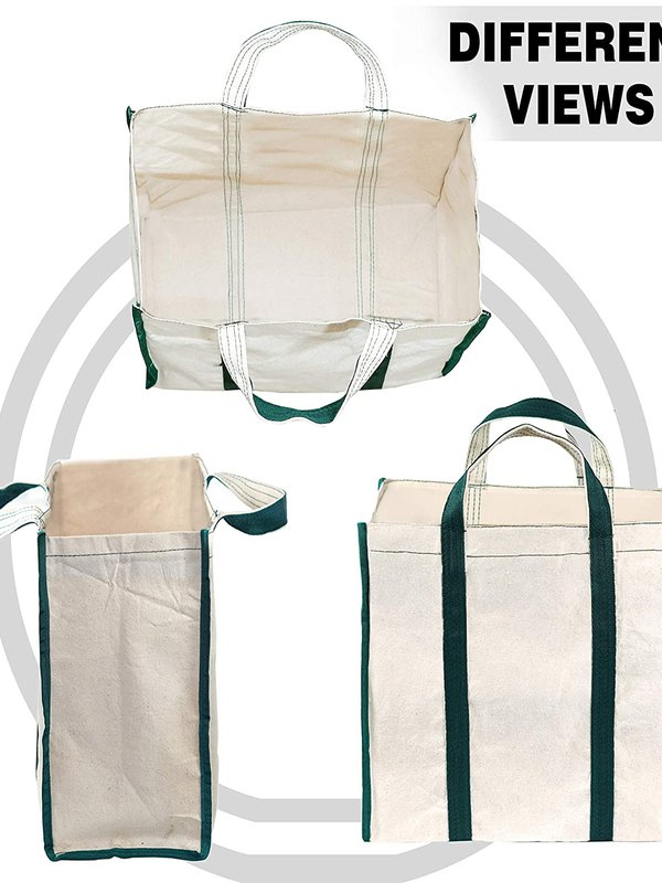 Canvas Hawker Bags