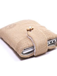 Jute Laptop Sleeves