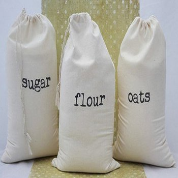 Cotton Rice Bags